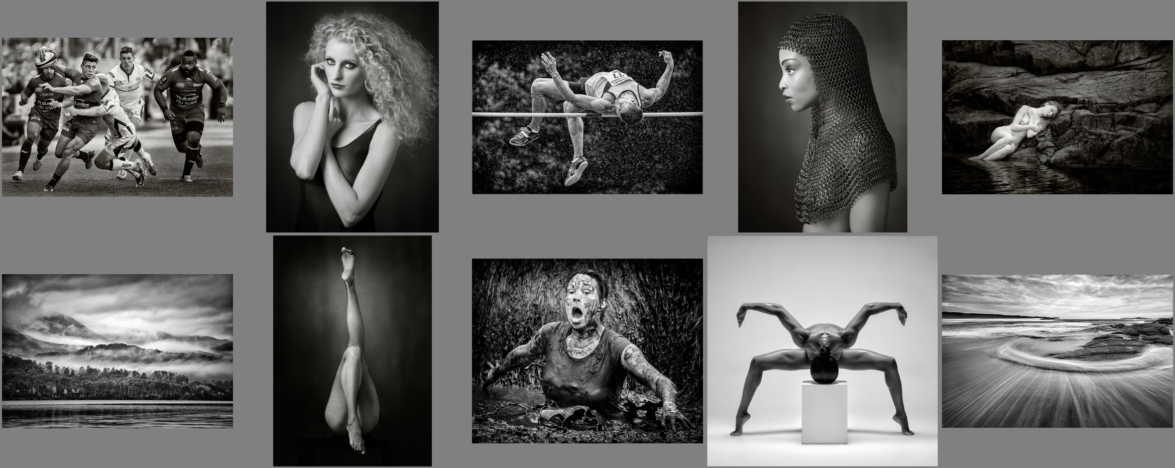 2nd place monochrome print panel - Creative Photo Imaging Club.jpg