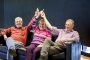Judges Jacky Martin, Margaret Salisbury & Chris Palmer enjoying a Pringles break! .jpg