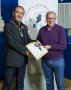 IPF President Michael O'Sullivan presenting LIPF distinction to Edward Mahon.jpg