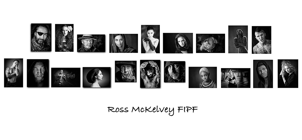 Ross McKelvey FIPF, Catchlight Camera Club