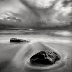 Bronze - John Hooton -  Mallow Camera Club - Rolling Wave