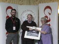 Philip Desmond from Canon Ireland and IPF Vice-President Lilian Webb pictured with award winner .jpg