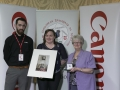 Philip Desmond from Canon Ireland and IPF Vice-President Lilian Webb pictured with award winner Clodagh Tumilty .jpg