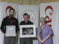 Philip Desmond from Canon Ireland and IPF Vice-President Lilian Webb pictured with award winner Tony Mc Donnell .jpg