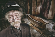 Who Is Next, Brendan Tumilty, Dundalk Photographic Society **FIAP Bronze Medal**
