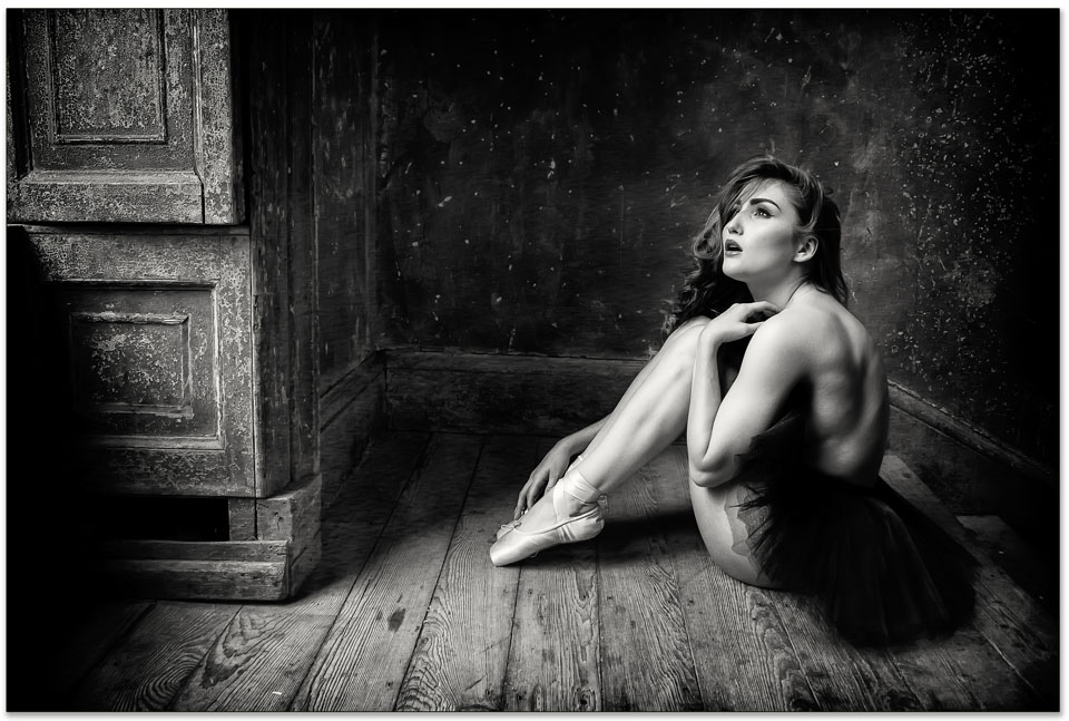 Paul Reidy - Lost in Thought - Blarney Photography Club