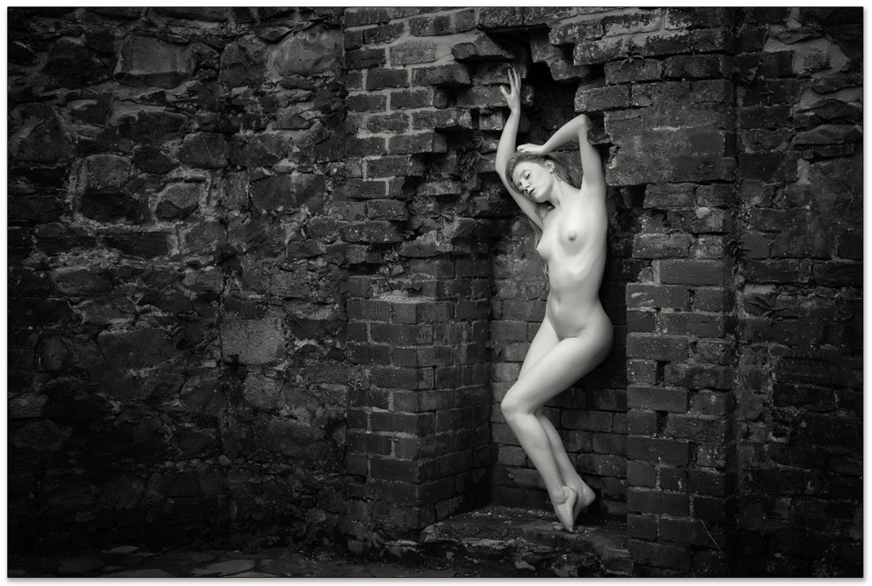 Ross McKelvey - Beauty in Ruins - Catchlight Camera Club