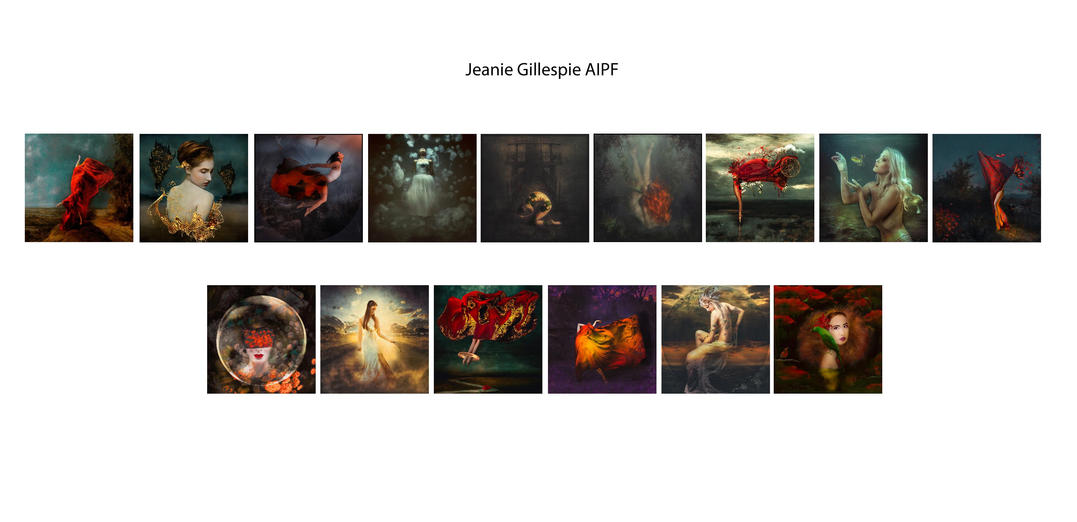 Jeanie Gillespie, AIPF, Boyne Valley