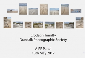 Clodagh Tumilty AIPF, Dundalk Photographic Society