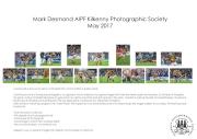 Mark Desmond AIPF, Kilkenny Photographic Society