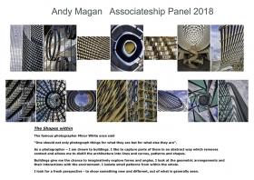Andrew Magan AIPF AFIAP AIPF, Kilkenny Photographic Society