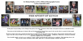 R Michael Smith AIPF, Offshoot Photographic Society Statement