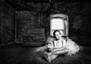 Little Dancer, Damien O'Malley, Irish Photographic Federation