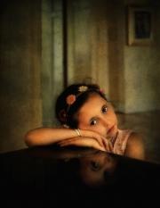 3.Colour Print IPF -Morgan O\'Neill-Girl at piano
