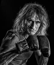 The Prize Fighter - Reg Clark