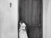 Lucy at the Door - Michelle McNally