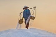 Colour Silver Medal - Ann Frances - Cork Camera Group - The Salt Man