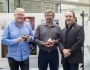 Ross McKelvey and Steve Cullen from Creative Photo Imaging Club and IPF President Michael O'Sullivan pictured with their winning colour panel.jpg