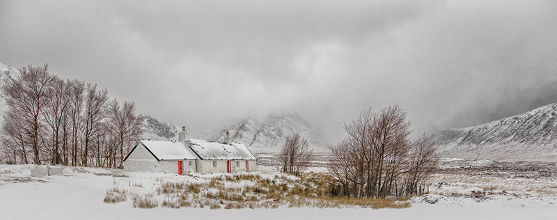 Bronze Medal - Colour -Glencoe - Paul Lanigan - Drogheda Photographic Club