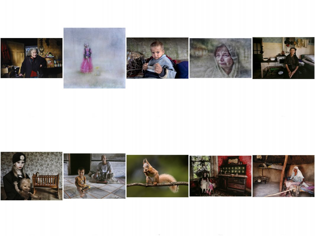 P - Drogheda Photographic Society - Colour