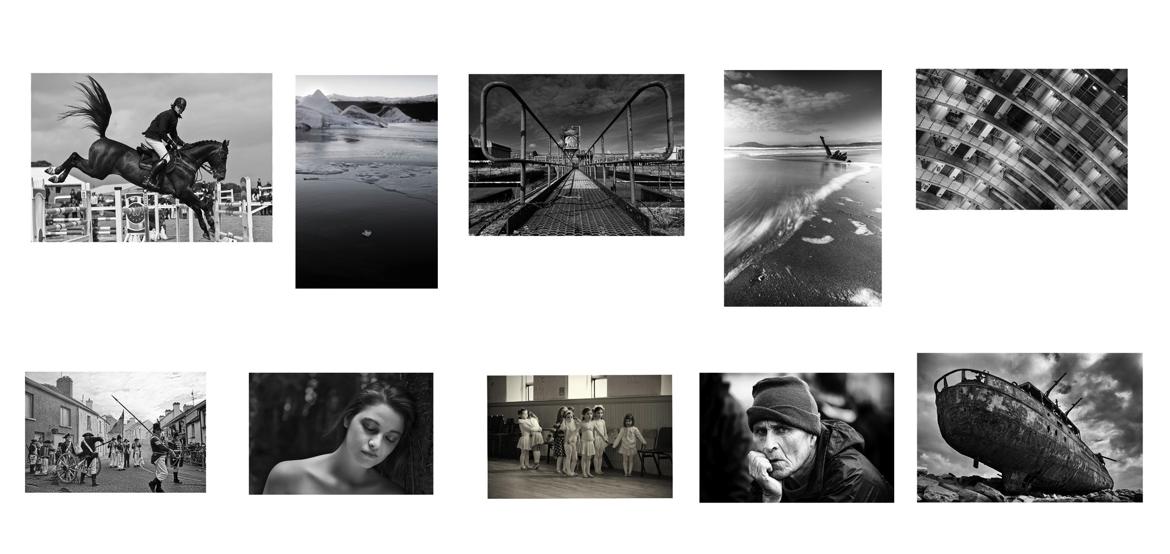 L - Mayo Photographic Society - Mono