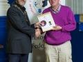 IPF President Michael O'Sullivan presenting AIPF distinction to Dan Geary.jpg