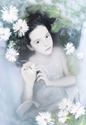 Floating Flower - Michelle McNally