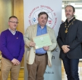 IPF President Michael O'Sullivan & IPF FIAP Liaison Officer Paul Stanley presenting AFIAP distinction to Bill Power.jpg