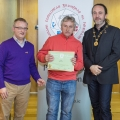 IPF President Michael O'Sullivan & IPF FIAP Liaison Officer Paul Stanley presenting AFIAP distinction to Dick Doyle.jpg