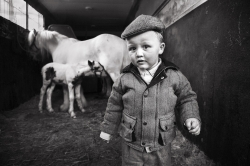 John Butler, 'Little Boy', Drogheda Photographic Club
