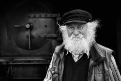 John Hickey, 'A Life of Steam', Limerick Camera Club