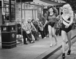 Tony McDonnell, 'Causing a Stir', Dundalk Photographic Society