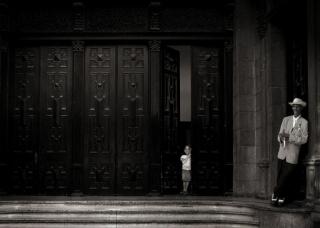 Big Doors Small People - Ciaran De-Bhal