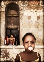 Brian  Hopper - Blowing Bubbles