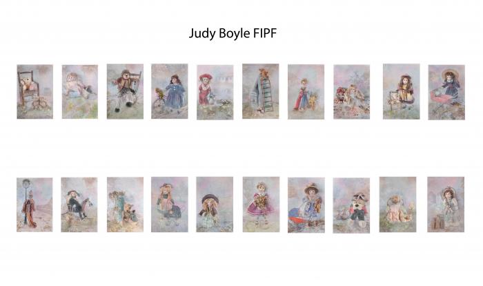 Judy Boyle, FIPF, Drogheda Camera Club