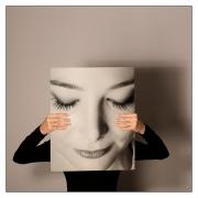 Best Projected Image - Chris Ducker - 'Shy Beauty' - Dublin Camera Club, IPF
