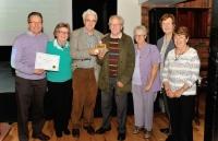 Celbridge Camera Club members, winners of Best Club entry, AV2014.