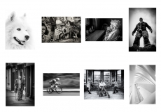1st Monochrome Print Panel - Athlone Photography Club