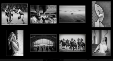 3rd Monochrome Print Panel - Malahide Camera Club