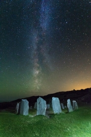 Honourable Mention Colour - Henry O'Brien - Milky Way - Blarney Photography Club