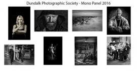 Monochrome Print Panel - Joint Second Place - Dundalk Photographic Society