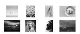 Monochrome Print Panel - First Place - Offshoot Photographic Society