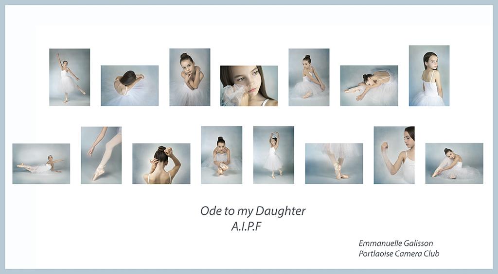 Emmanuelle Galisson, AIPF, Portlaoise Camera Club