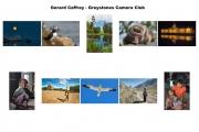 Gerard Caffrey LIPF, Greystones Camera Club