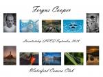 Fergus Cooper LIPF, Waterford Camera ClubA