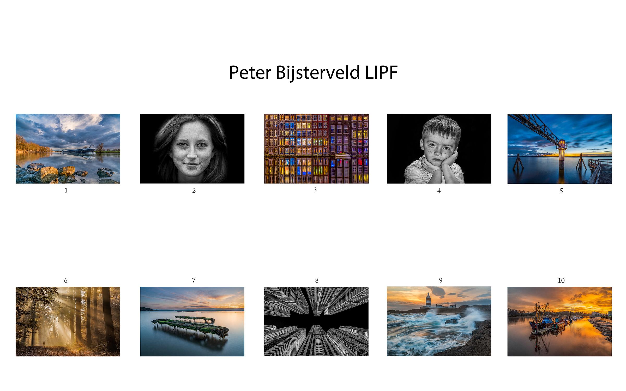 Peter Bjisterveld, LIPF, Waterford Camera Club