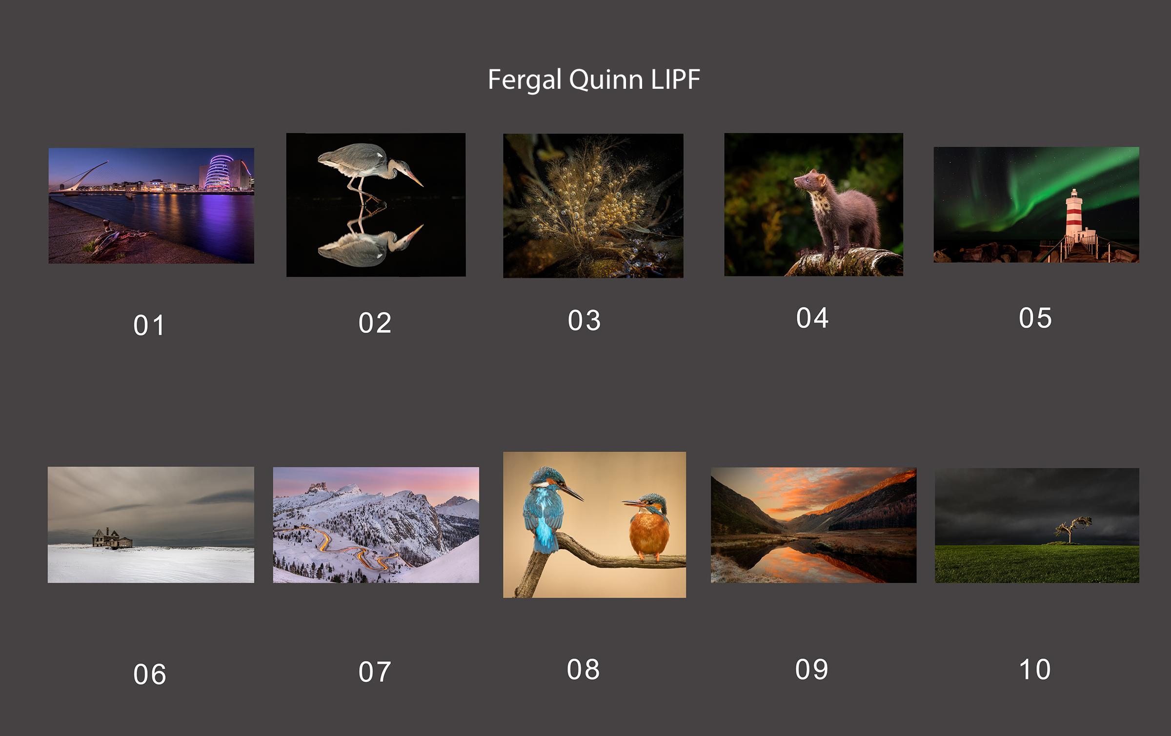 Fergal Quinn, LIPF, Navan Camera Club