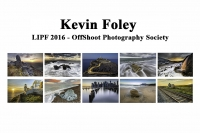 Kevin Foley LIPF, OffShoot Photography Society