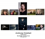 Anthony Dowdall LIPF, Mullingar Camera Club