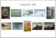 Lesley Porter LIPF, Belfast Photo-Imaging Club